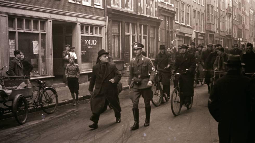 CIUDAD EN GUERRA: El fotógrafo nazi que fue tomado por víctima del Holocausto