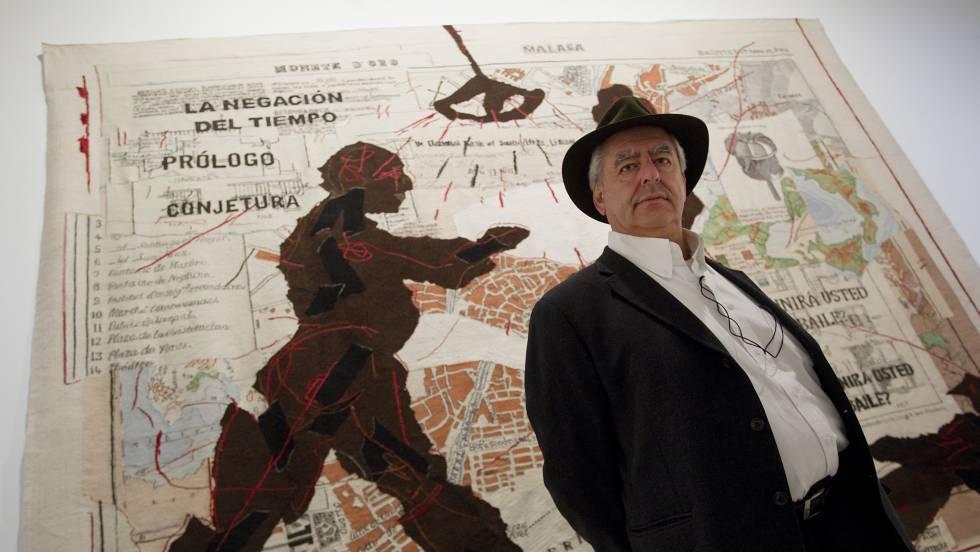 Resultado de imagen de El artista sudafricano William Kentridge, premio Princesa de Asturias de las Artes