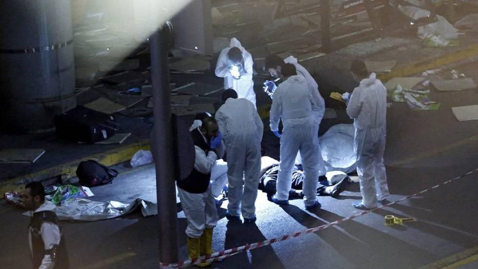 ATAQUE A ISTAMBUL: Fuerte evidencia liga al ISIS a los ataques terroristas - Imagen 1