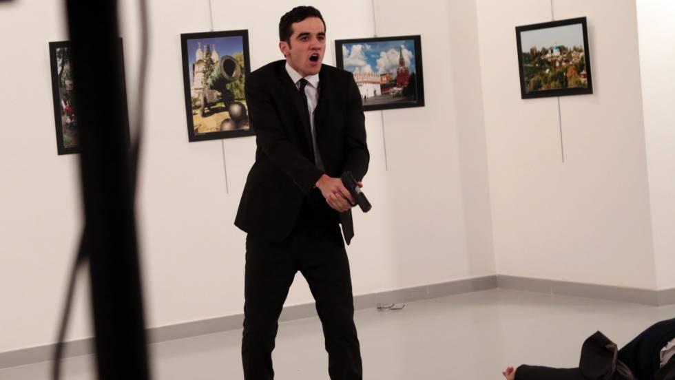 Resultado de imagem para embaixador russo assassinato