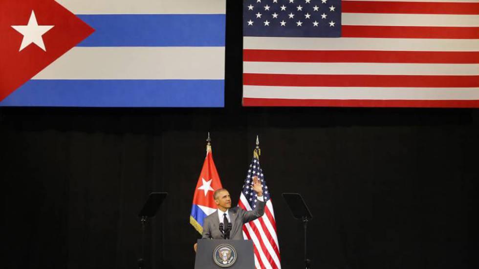 """Estados Unidos pone fin a la política de """"pies secos, pies mojados"""" para los cubanos"""