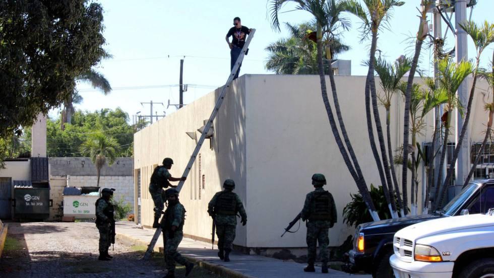 Conflictos Mexicanos. 1492115920_111835_1492188913_noticia_fotograma
