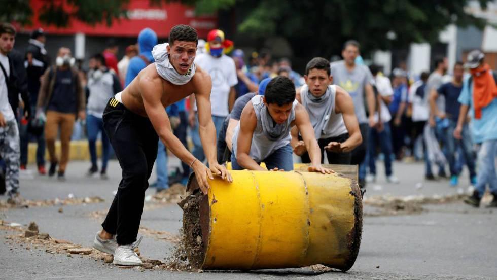 Venezuela: Oposición y chavismo volvieron a las calles