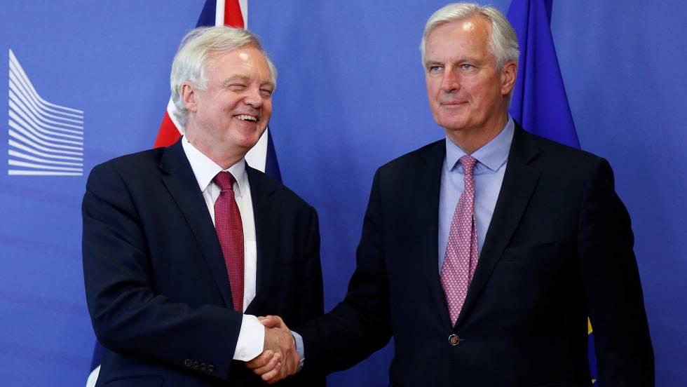 Resultado de imagen de Londres y Bruselas inician oficialmente las negociaciones para el 'Brexit'