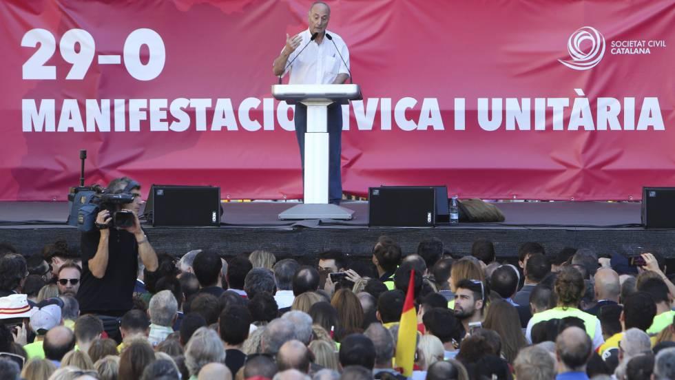 Sin feminismo no hay democracia (Lidia Falcón) 1509291177_925632_1509296791_noticia_fotograma