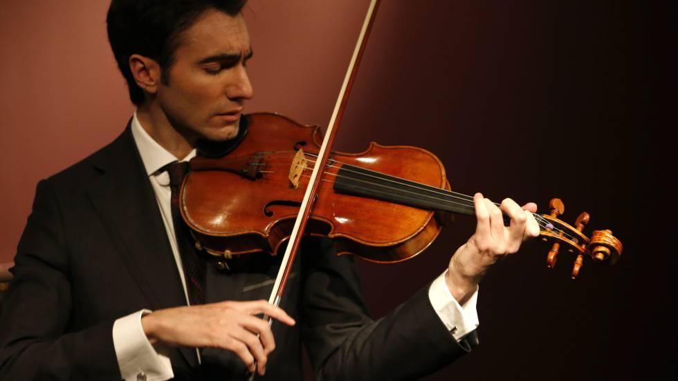 La última teoría de la belleza del Stradivarius