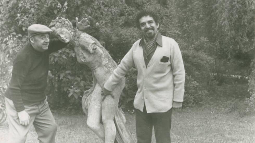 García Márquez desvela todos sus secretos