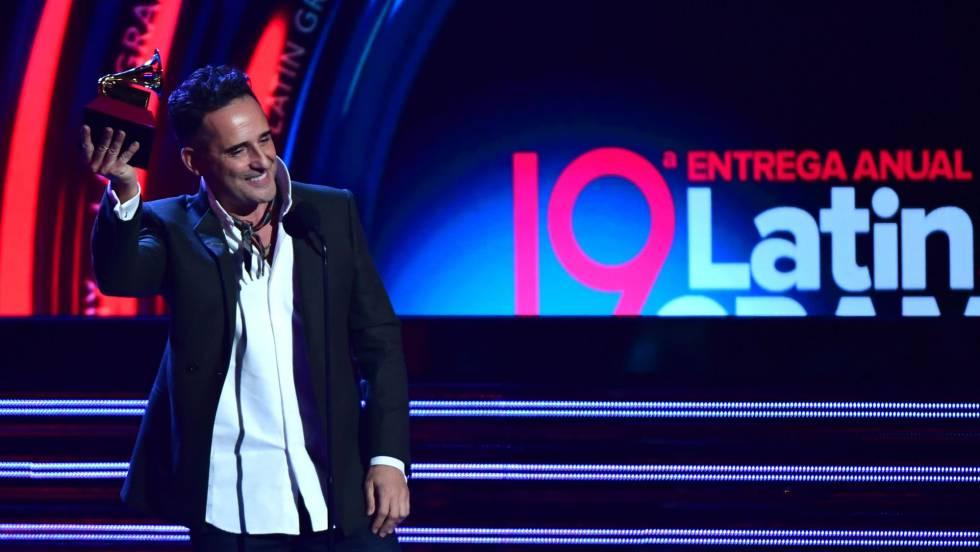 Jorge Drexler, el gran triunfador de los Grammy Latinos