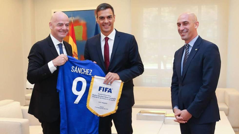 La FIFA y la federación española plantean  que España organice la Eurocopa 2028 o el Mundial 2030
