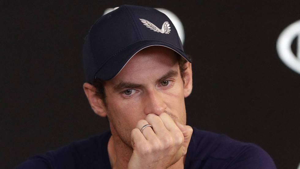 Andy Murray anuncia su retirada