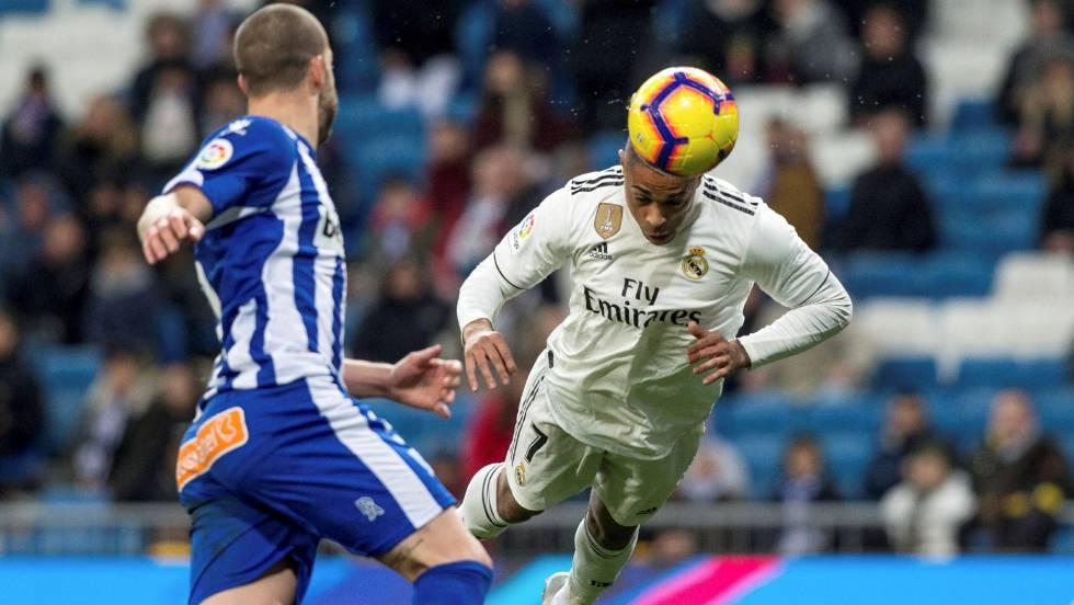 Mariano remata el tercero del Madrid. En vídeo 4e0a9155398b7
