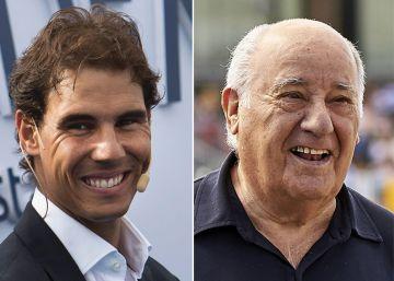Nadal, Will Smith y Amancio Ortega, los jefes ideales de los españoles | Mi  dinero | Cinco Días