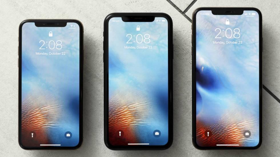 Apple rebaja la proyección de ventas por la presión de la guerra arancelaria