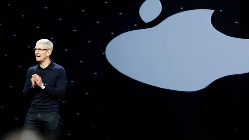 Las malas perspectivas de Apple y las dudas sobre China hunden Wall Street