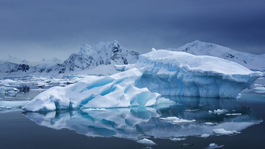 Антарктида попала во власть рекордного мороза