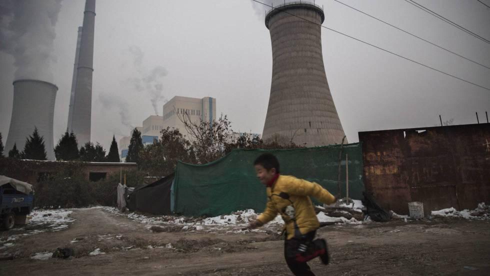 Más de 100.000 chinos mueren al año por la contaminación de las fábricas que producen para la UE y EE UU