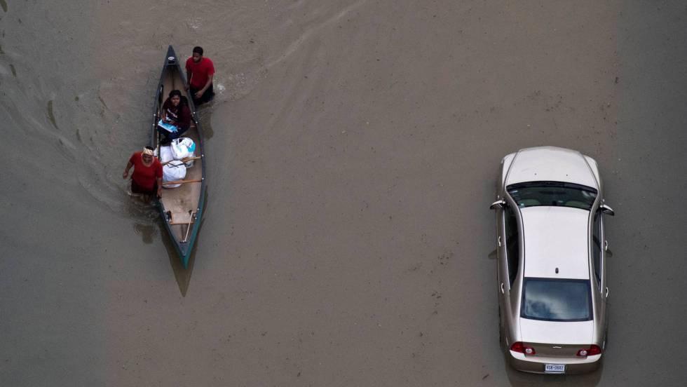 Clima extremo: por qué el huracán 'Harvey' es solo el principio