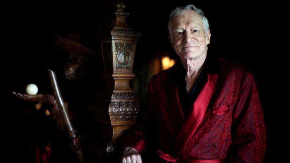 Muere Hugh Hefner, fundador de 'Playboy' 1506569110_352433_1506592840_noticia_fotograma