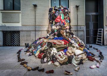 a82fcb327323 Reportaje  Planta de reciclaje de Wolfen  El reciclaje de la ropa ...