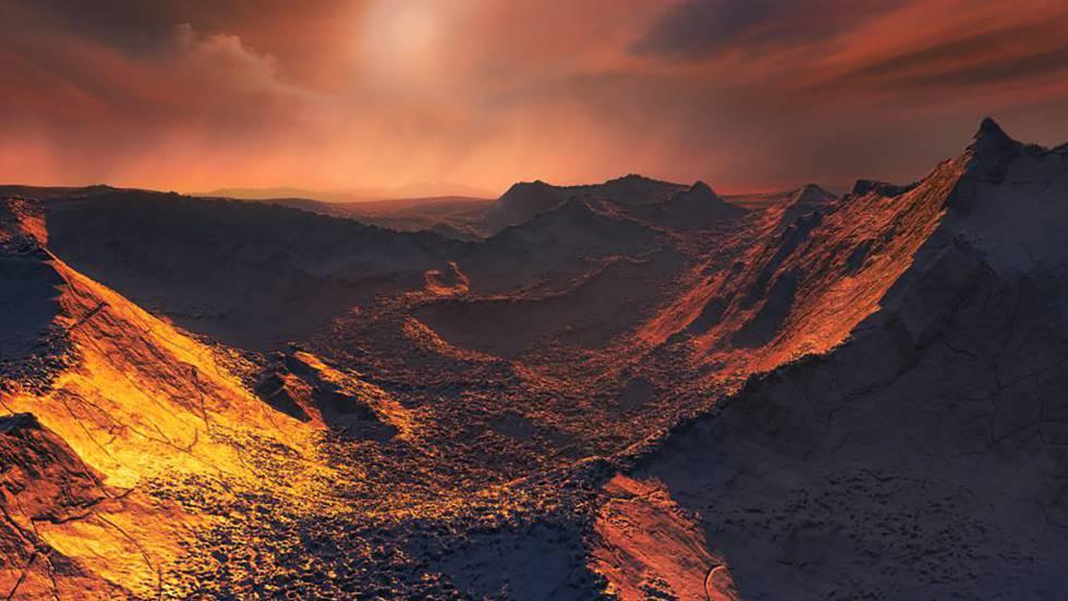 Descubierto el segundo planeta más cercano al sistema solar