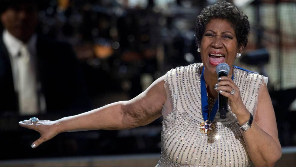 El documental que Aretha Franklin no quiso estrenar llega 46 años después