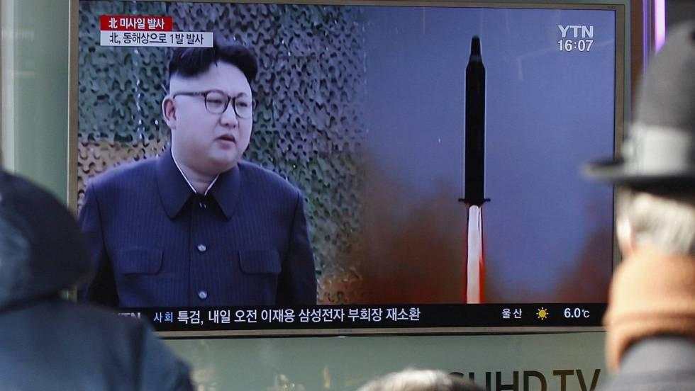 Resultado de imagem para Corea del Norte: ¿Amenazas, o estrategia de supervivencia?