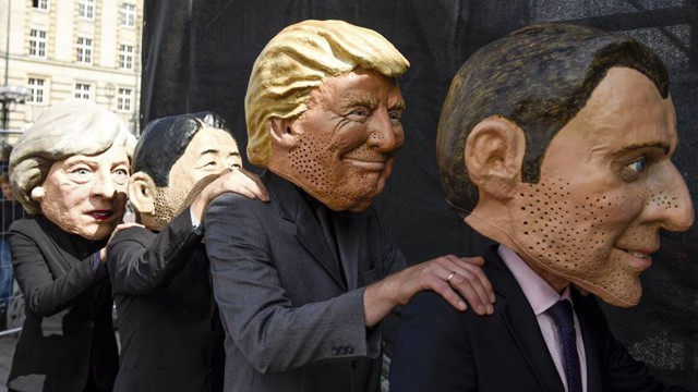 ¿Ha habido algún líder más ridículo en la historia?