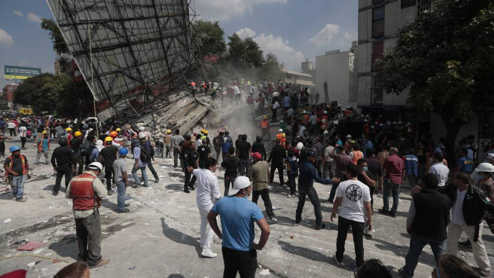 Lo que se sabe del terremoto en México