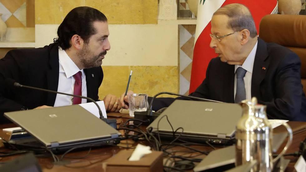 Conflicto Arabia Saudita - Líbano 1512478896_299887_1512486205_noticia_fotograma