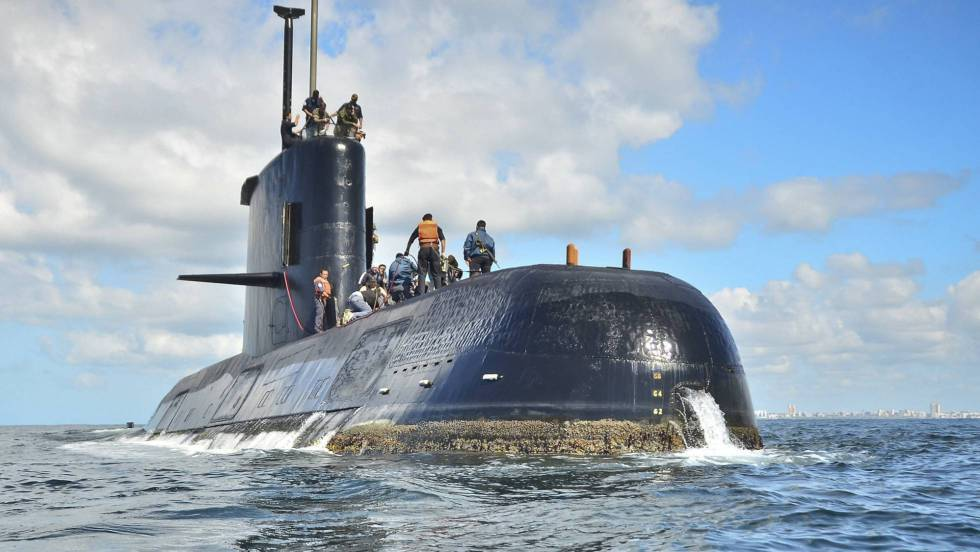 Se accidenta submarino argentino. - Página 2 1512516830_672774_1512560797_noticia_fotograma