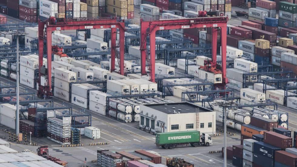 E.U. lanza ley emergente para regular a inversionistas Chinos en Alta Tecnologia de E.U. - guerra comercial, barreras tarifarias restablecidas, rompimiento de acuerdos ,etc mas lo que se sume  1522647705_938766_1522663655_noticia_fotograma