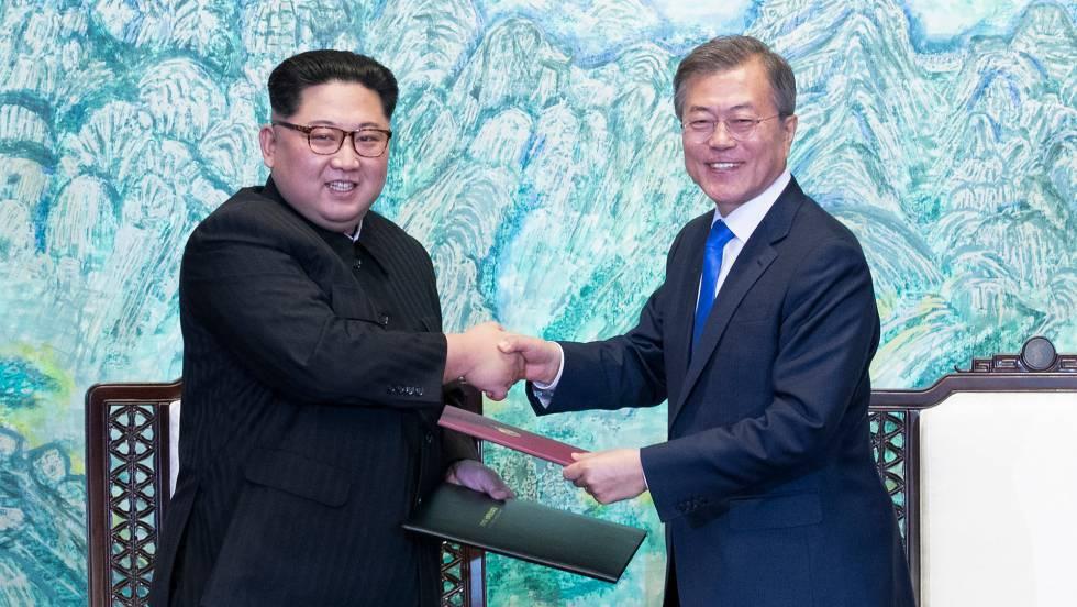 guerra - Corea Del Norte...¿La guerra se acerca? - Página 30 1524981031_523430_1524985917_noticia_fotograma