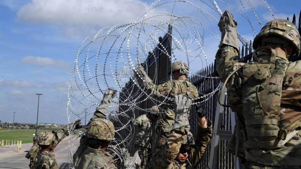 Trump firma una orden que endurece las condiciones de asilo para los indocumentados
