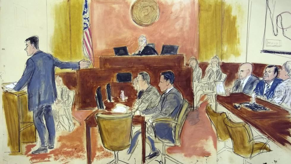 El hermano de El Mayo Zambada da una clase magistral sobre el narco en el juicio de El Chapo Guzmán