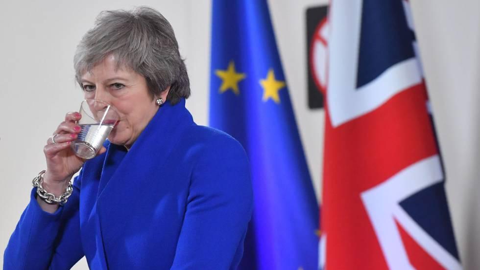 May afronta el difícil reto de aprobar el acuerdo del Brexit en el Parlamento