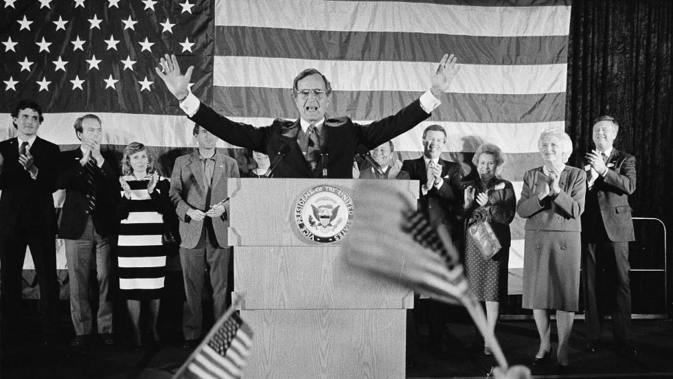 Muere George Bush padre, el presidente que selló el fin de la Guerra Fría