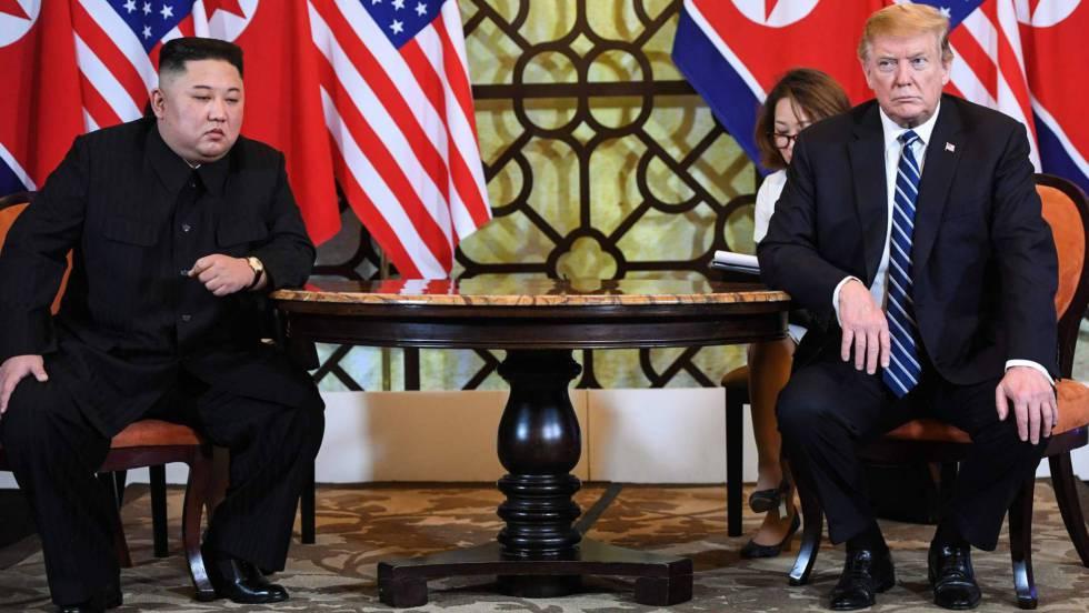 La cumbre de Kim y Trump concluye con un gran fiasco en Hanói
