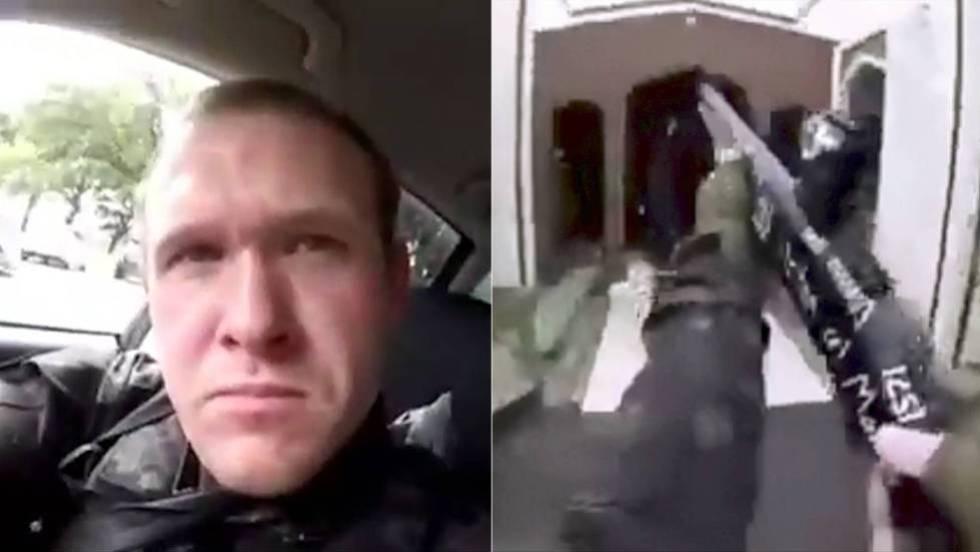 Al menos 49 muertos en un atentado contra dos mezquitas en Nueva Zelanda