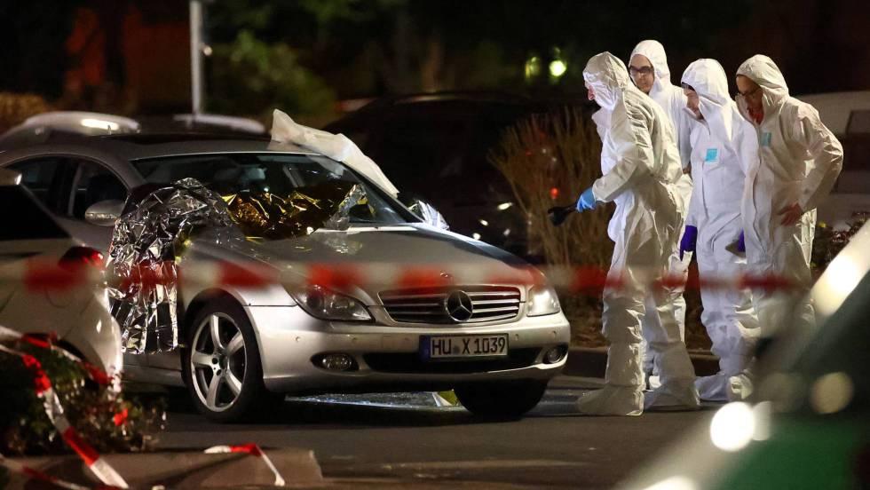 Ataque ultraderechista en Alemania. Al menos 11 muertos