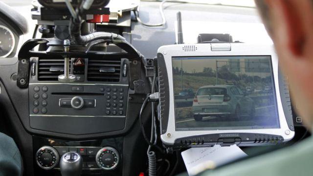 Radares en carretera