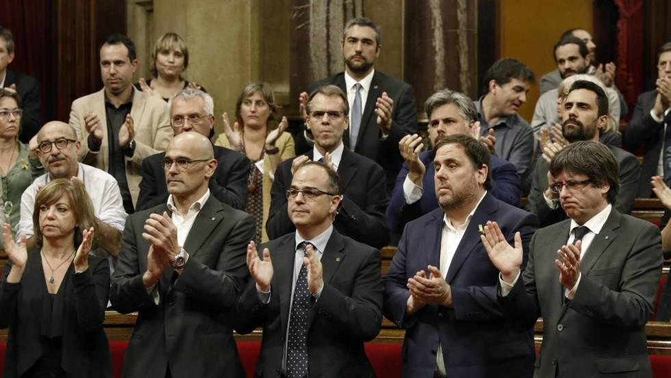 Juez cita a puigdemont a declarar como imputado por for Carles mesa radio nacional