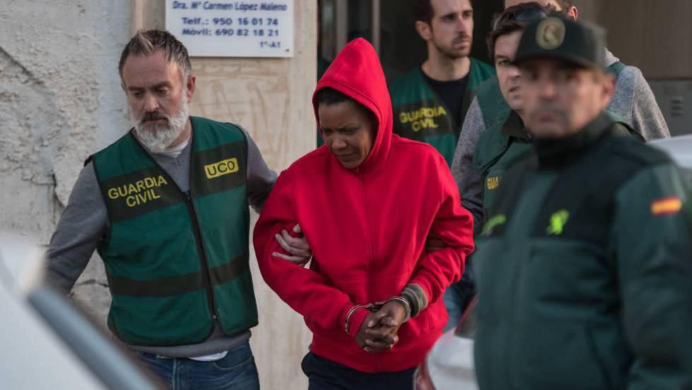 Resultado de imagen para Dominicana que mató niño de 8 años en españa para a juez