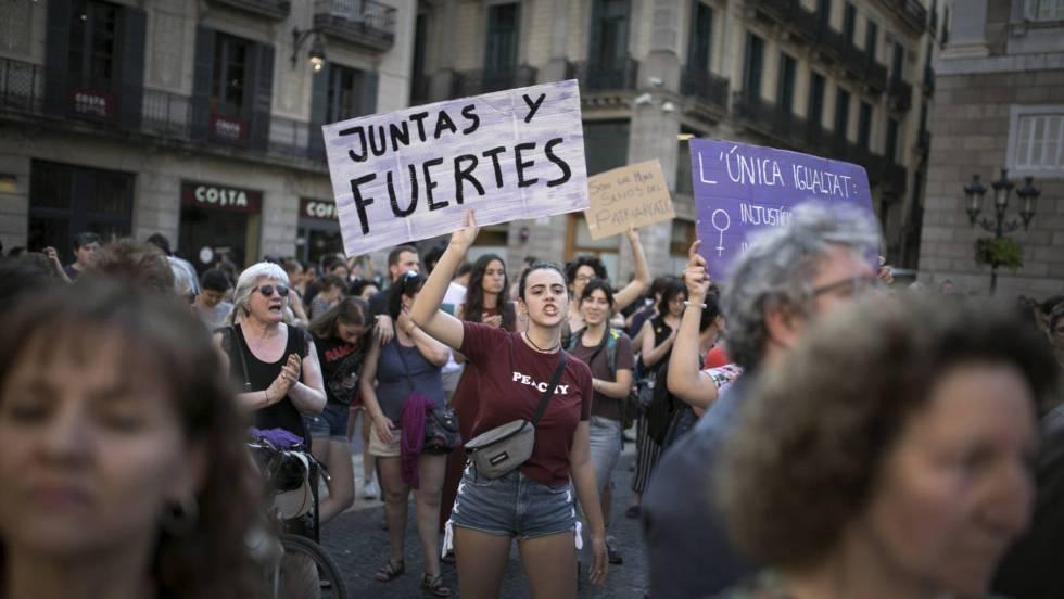 Los juristas discrepan sobre la puesta en libertad de La Manada