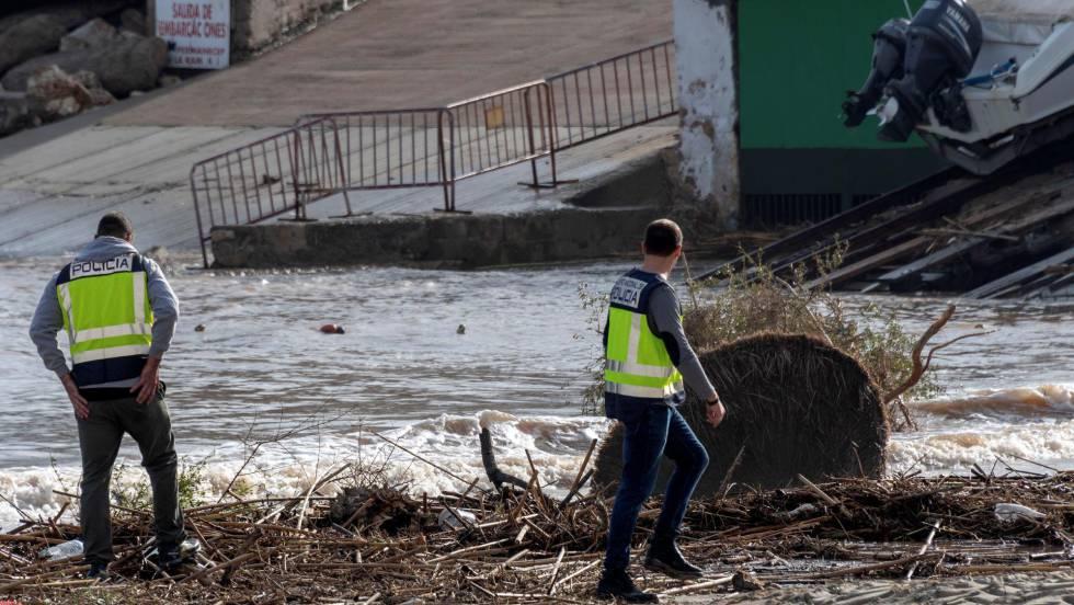 Resultado de imagen de Al menos nueve muertos y seis desaparecidos en Mallorca por una fuerte tromba de agua